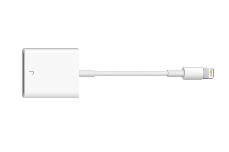 اپل مبدل استاندارد USB 3.0 برای آیپد پرو را معرفی کرد